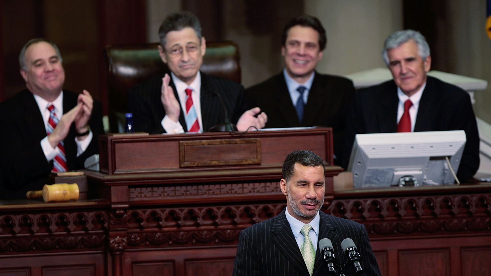 NY pol arrested, biggest obstacle to UFC in state