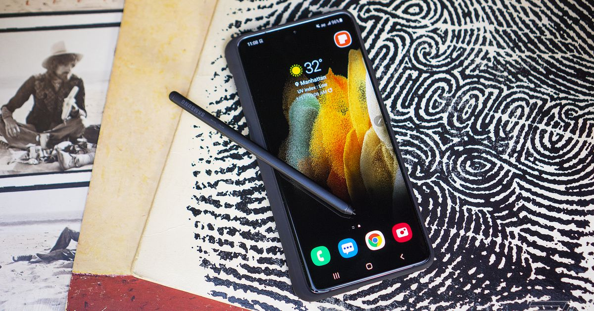 Samsung says S Pen support is coming to 'additional device categories' thumbnail