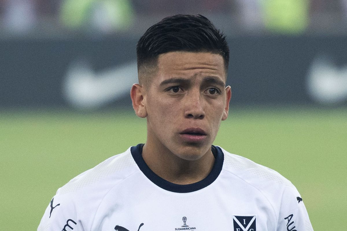new style b4614 83994 Ezequiel Barco reportedly furious after Independiente reject ...