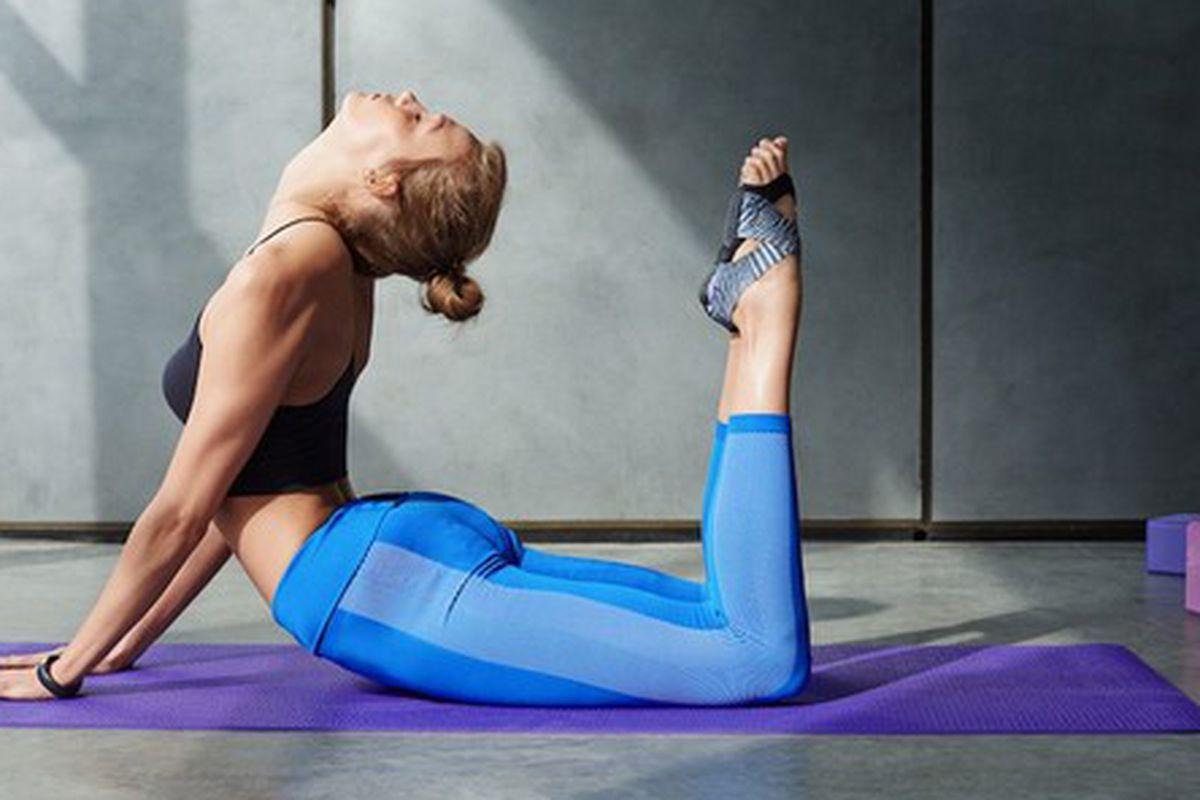 Karlie Kloss for Nike. Photo by Vanina Sorrenti via WWD