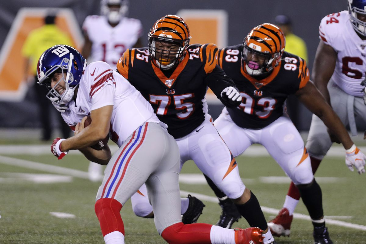 Jets claim Jordan Willis off waivers from the Bengals - Gang Green ...