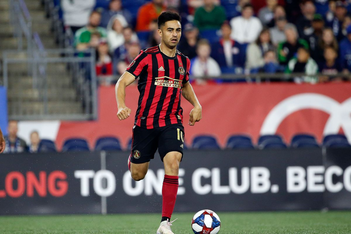 When will Atlanta United see the best of Pity Martinez? - Dirty South Soccer