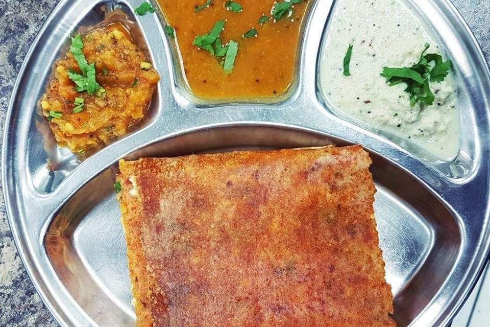 Dosa Express, one of the best value restaurants in London