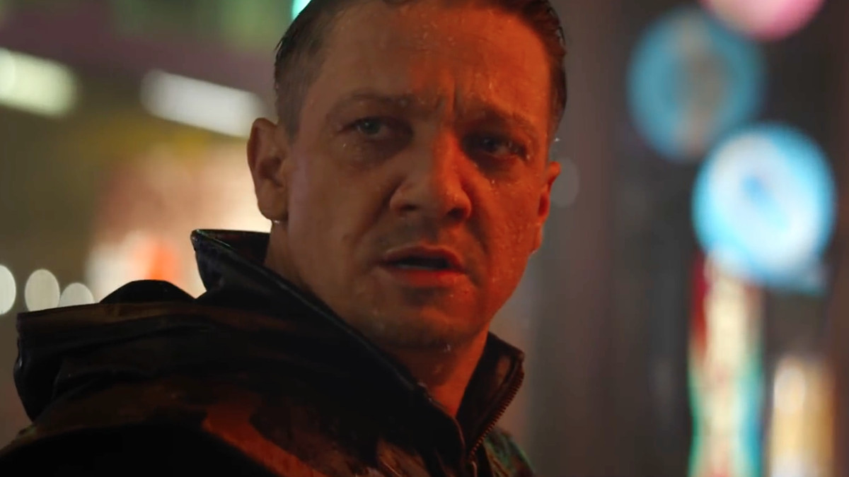 Avengers: Endgame: Hawkeye's Ronin and questioning