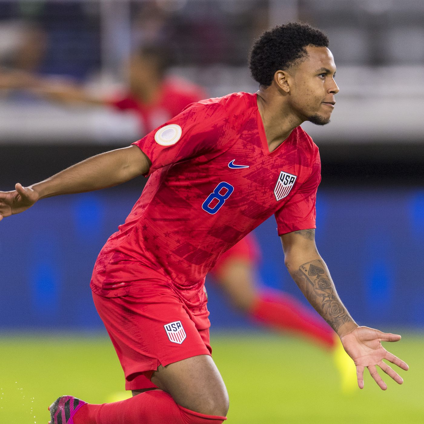 What Will Weston Mckennie Bring To Juventus A Q A With Stars And Stripes Fc Black White Read All Over