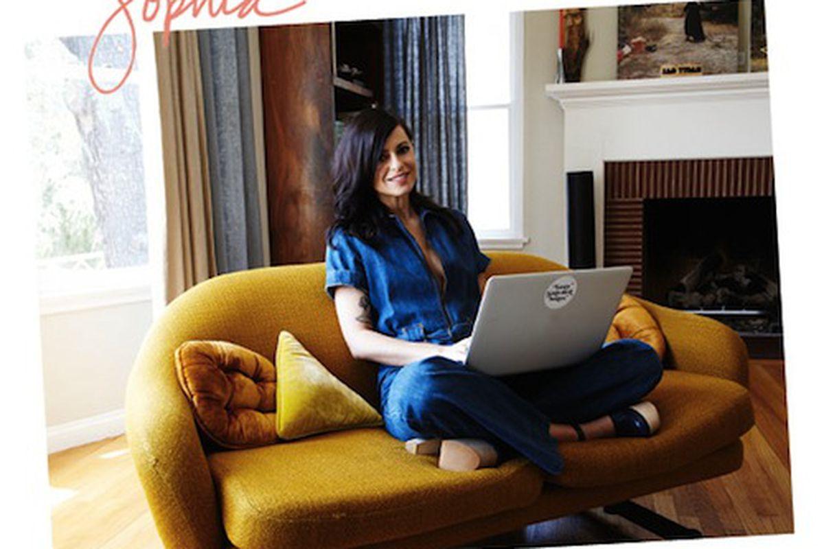 "Nasty Gal founder Sophia Amoruso. Image credit: <a href=""http://www.nastygal.com/"">Nasty Gal</a>"