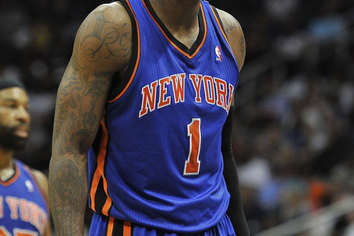 cfecf7db72c Amar'e Stoudemire Vs. A Fire Extinguisher, And The Knicks' Blessing In  Disguise