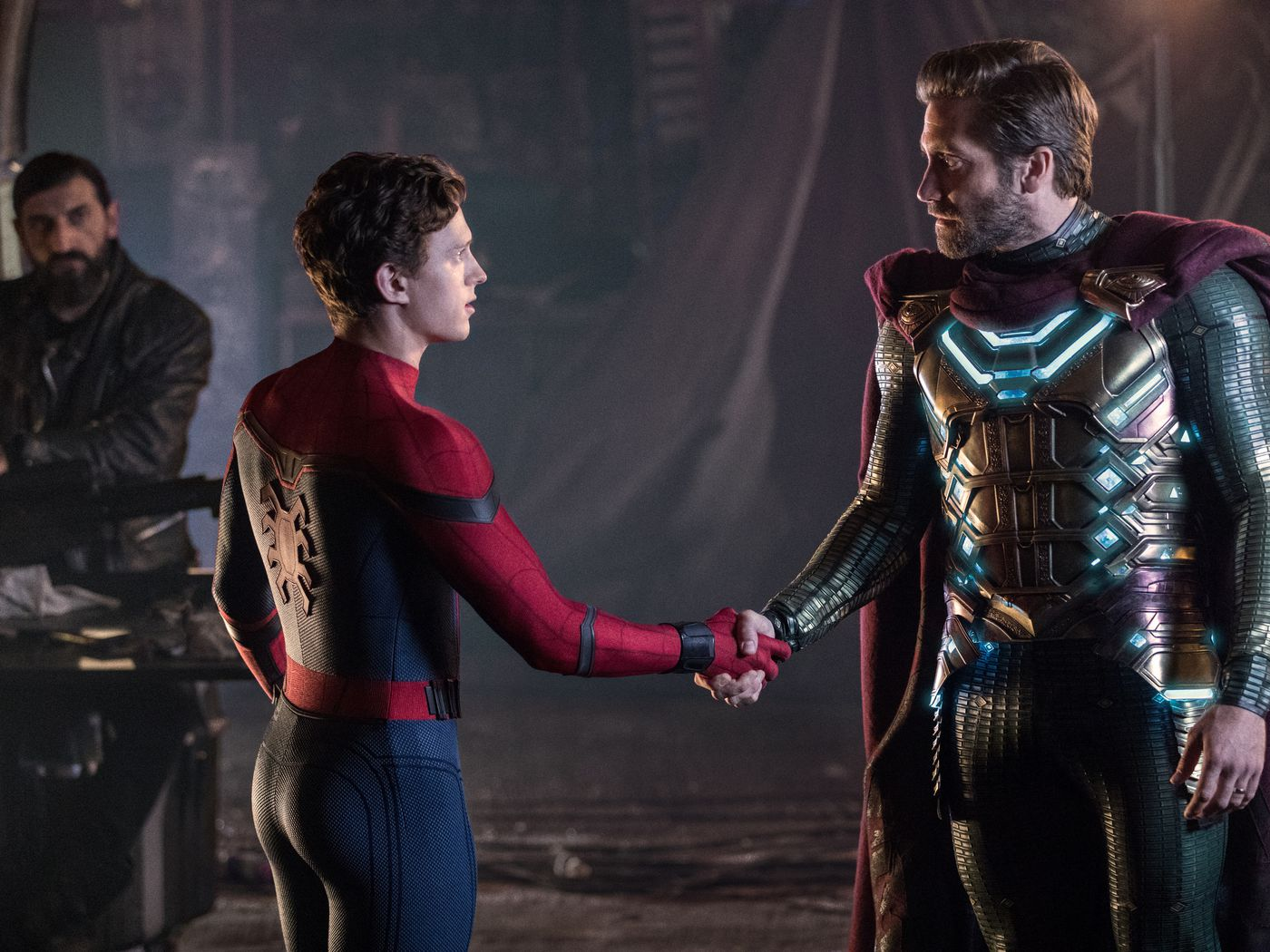 Spider Man Director On Mysterio Spoilers Iron Man 1 Connections Polygon