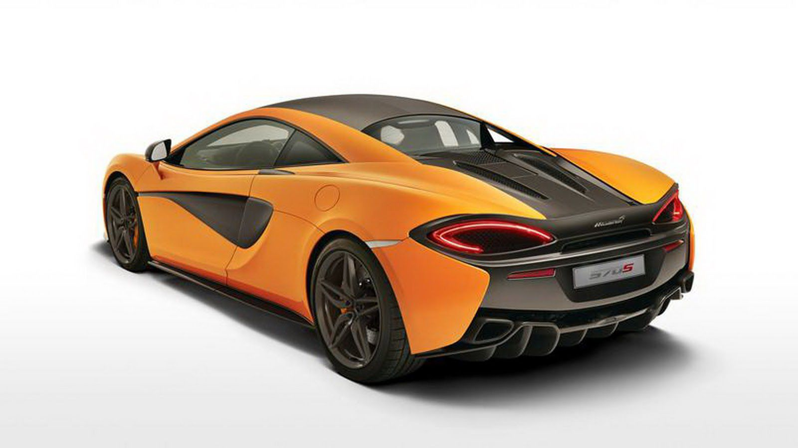 See the first pictures of McLaren's cheapest ever supercar ...