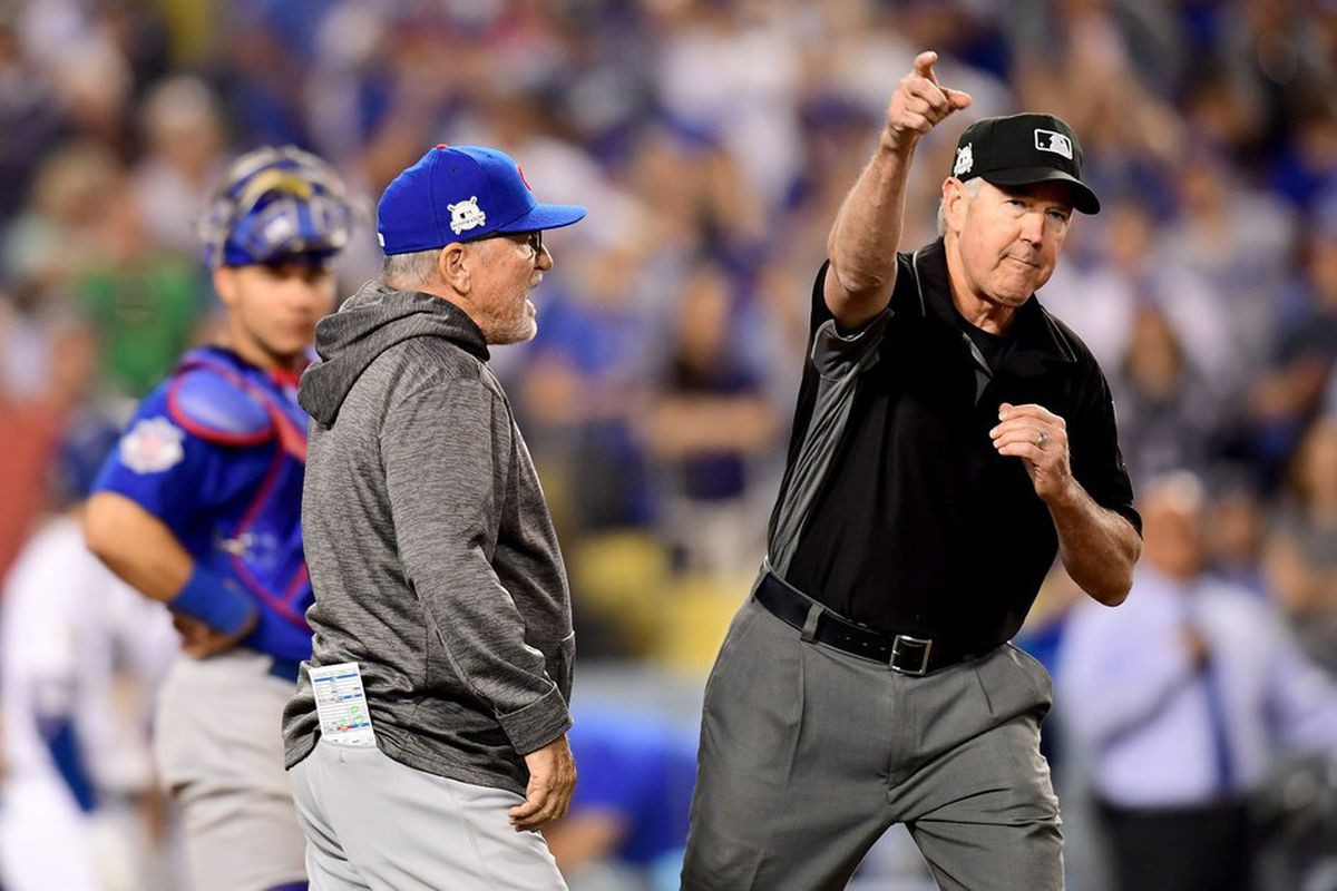 Cubs fall to Dodgers 5-2 in Game 1 of NLCS - Chicago Sun-Times