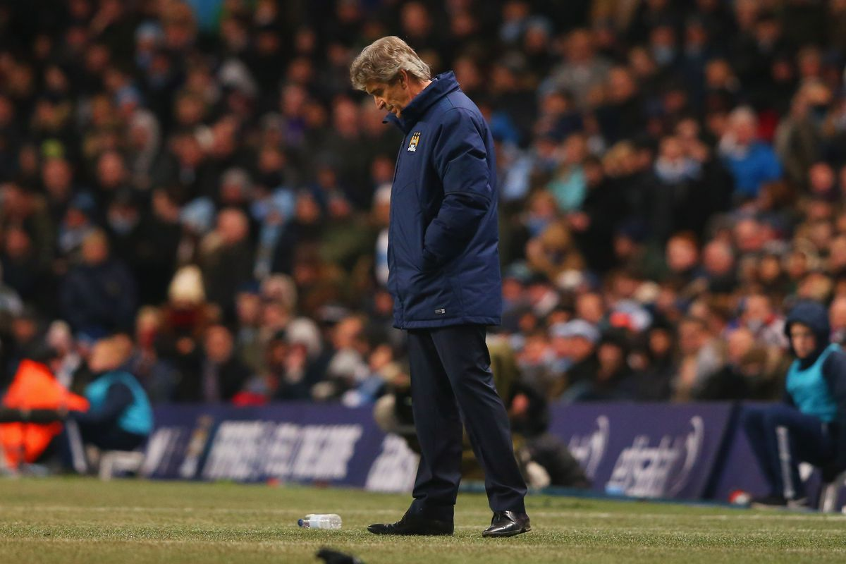 Pellegrini looks to the pitch for answers