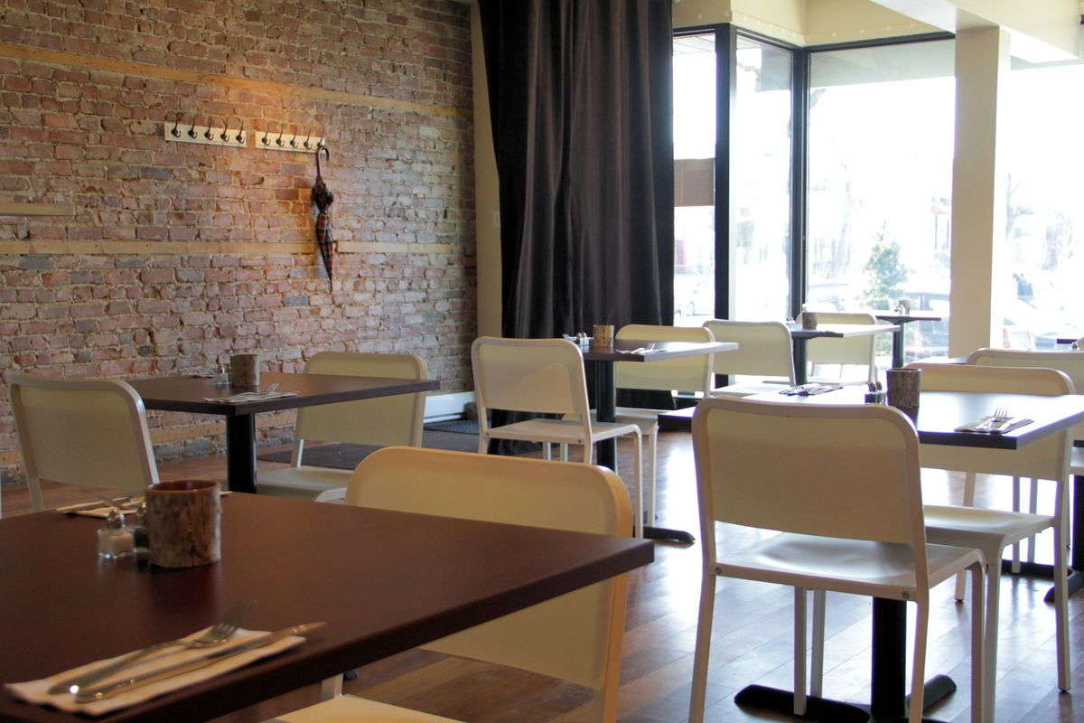 Inside Raclette Etcetera
