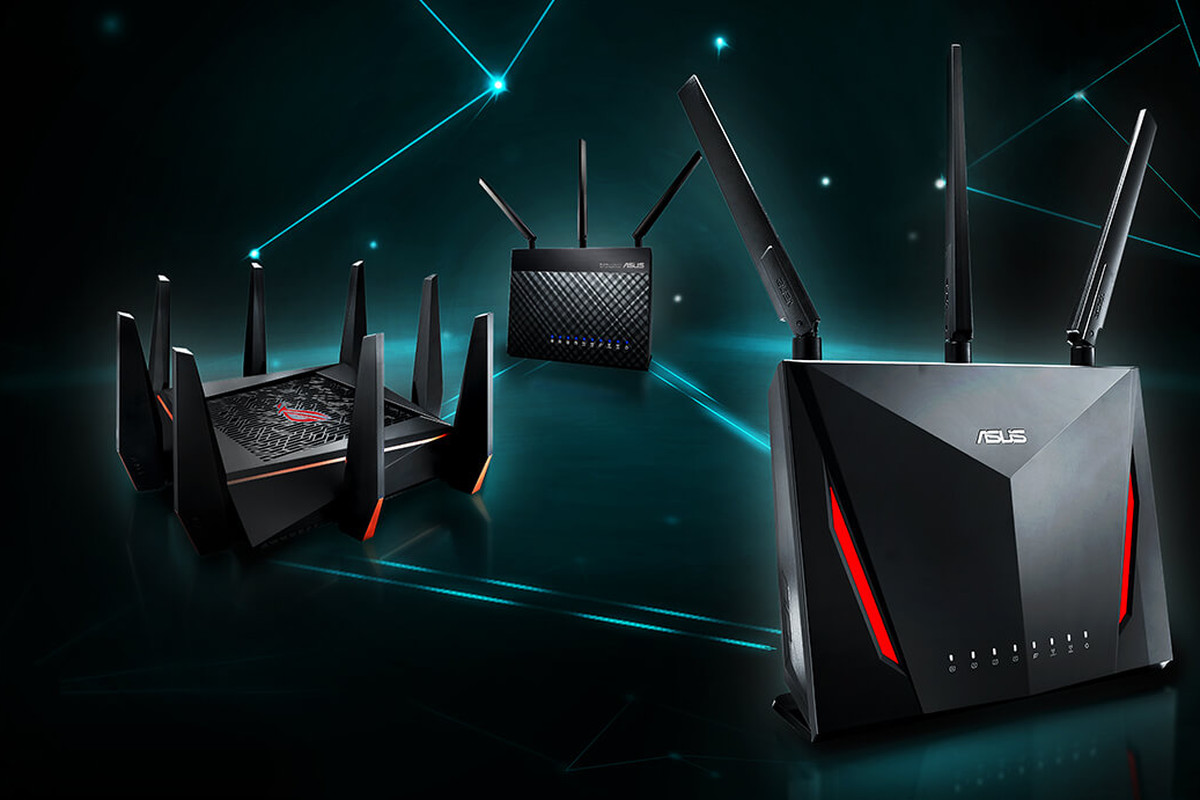 Asus is turning its old routers into mesh Wi-Fi networks - The Verge