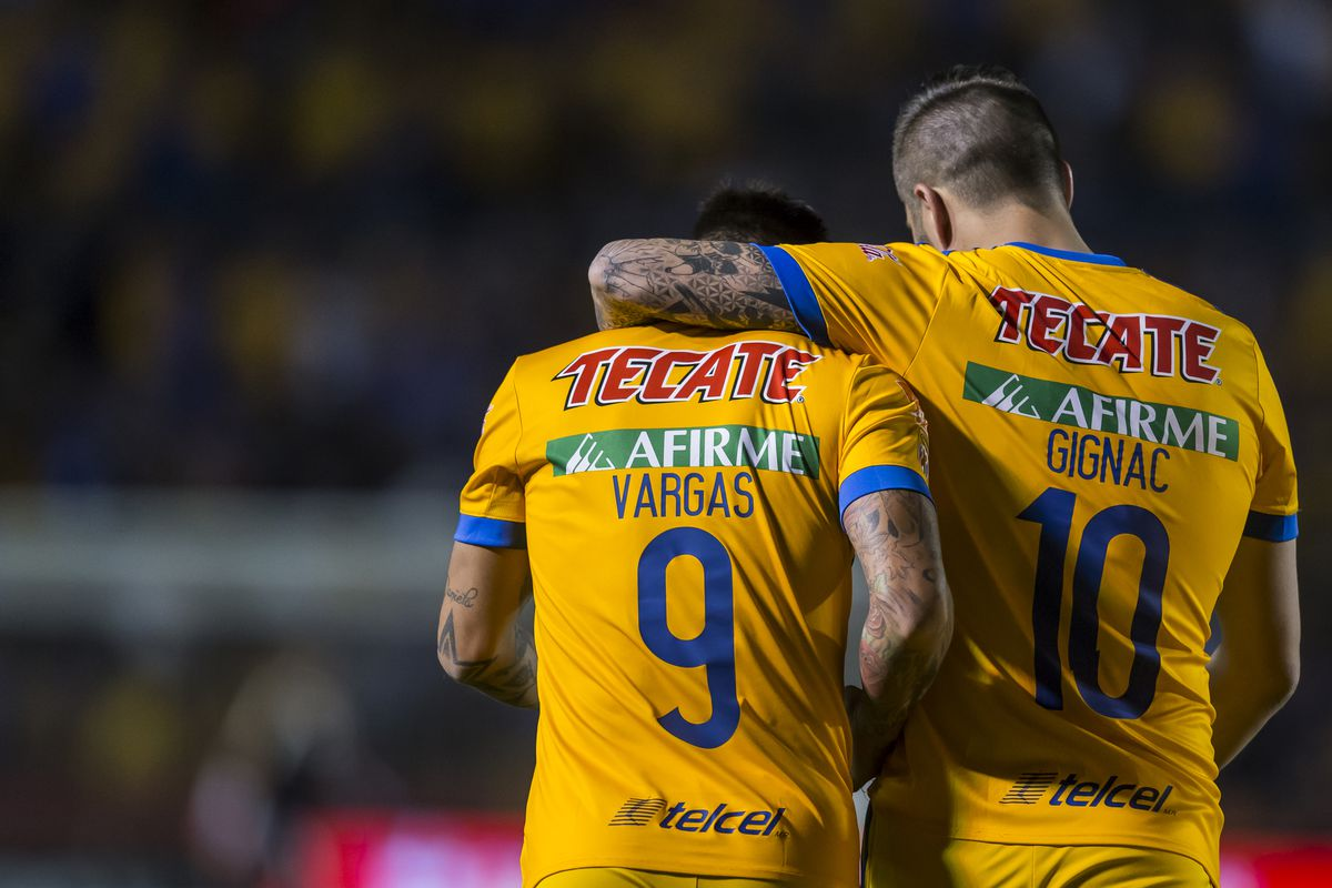 Tigres UANL v Cruz Azul - Torneo Clausura 2018