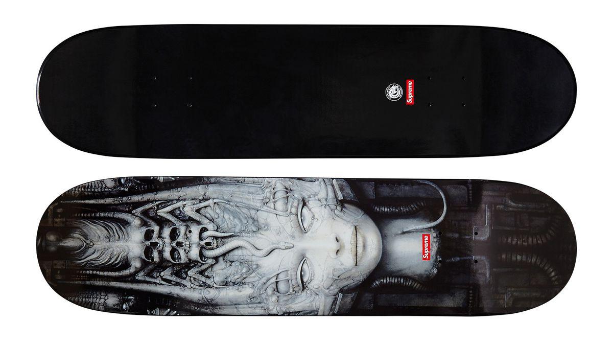 Alien Set Designer H R Giger S Intense Artwork Celebrated In New Clothing Collection