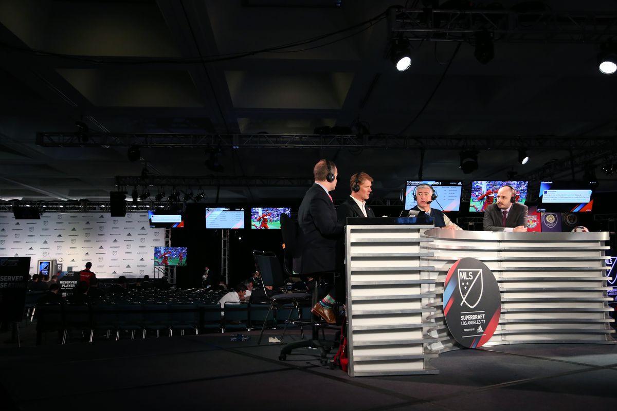 SOCCER: JAN 13 2017 MLS SuperDraft