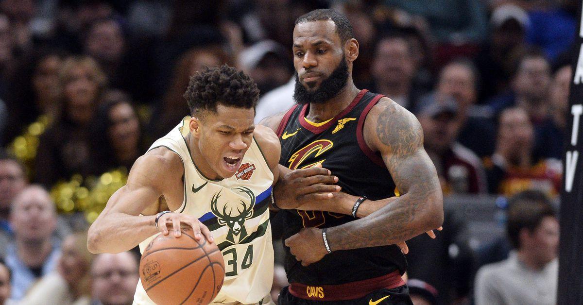 How LeBron James vs. Giannis Antetokounmpo became a story