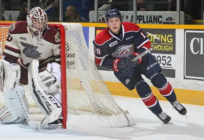Saginaw Spirit v Peterborough Petes