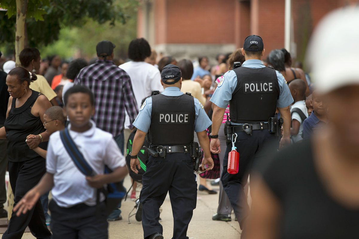 Police officers who work with students could see major changes if the federal consent decree to reform the police department is approved.