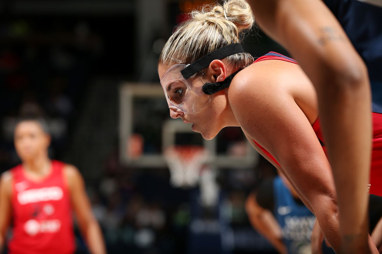 She's the real MVP! Why Elena Delle Donne's value extends beyond the court
