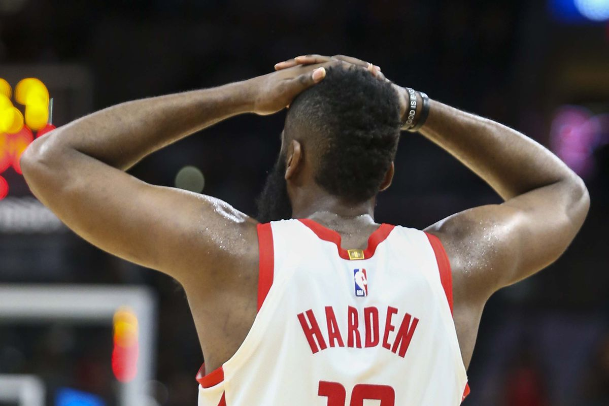 b4ed90768cc John Glaser-USA TODAY Sports. The Houston Rockets and Golden State Warriors  ...