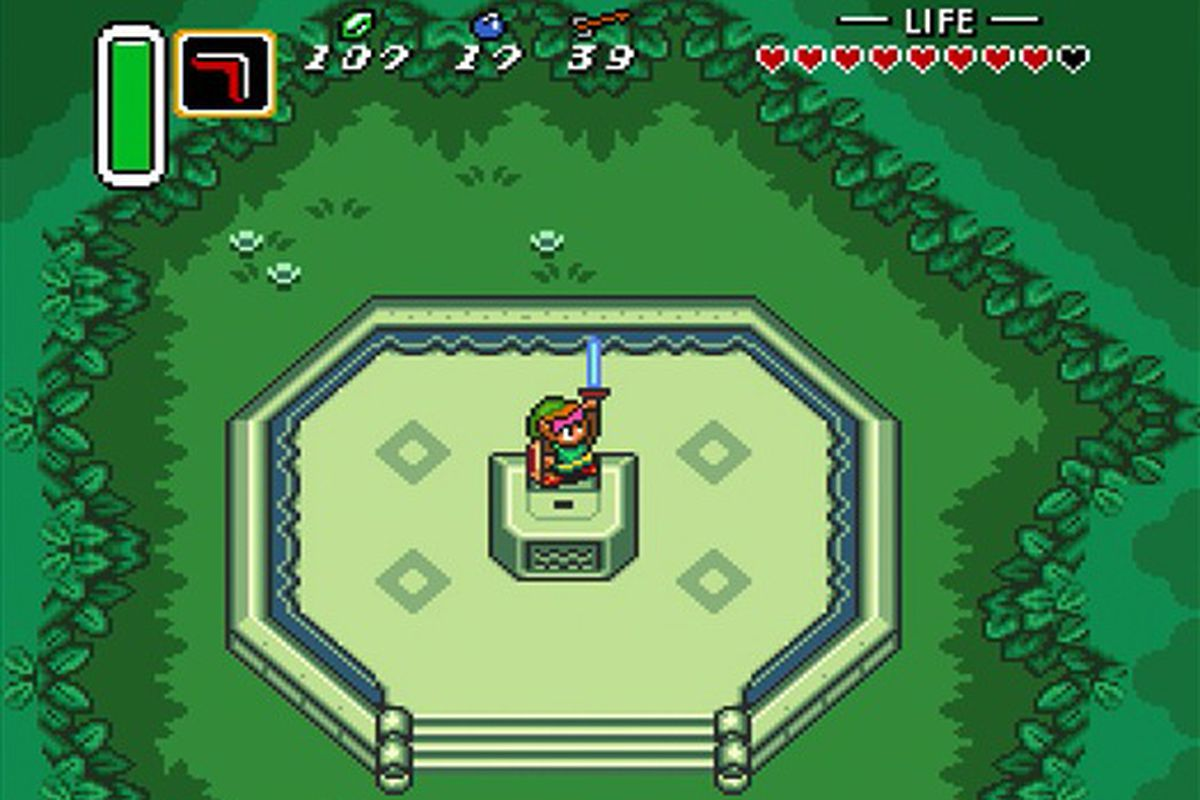 Image result for a link to the past screenshots