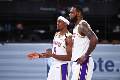 1228899987.jpg - LeBron James hand-picked the Lakers' roster and it got them a championship