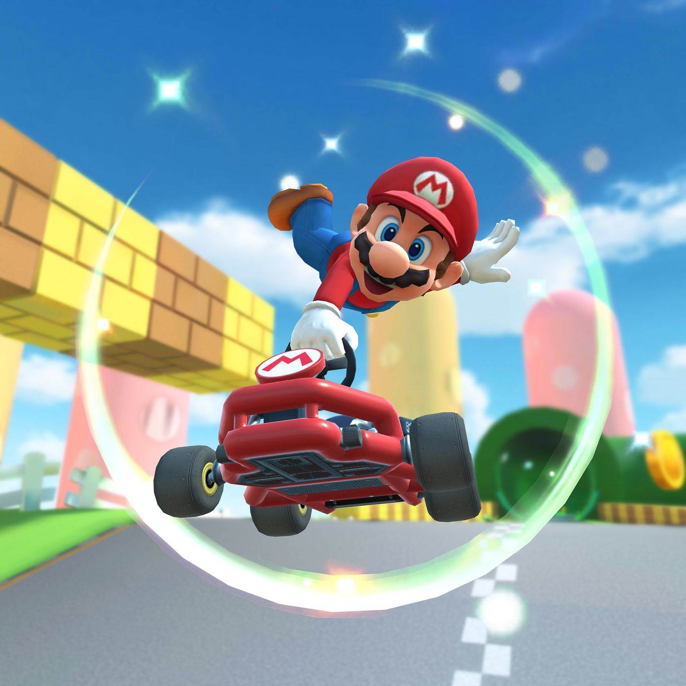 Mario Kart Tour Review Too Cynical To Be Fun The Verge