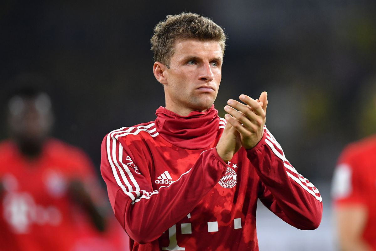 Bayern Munich's shift to a 4-3-3 could mean Thomas Müller is headed to the  bench - Bavarian Football Works
