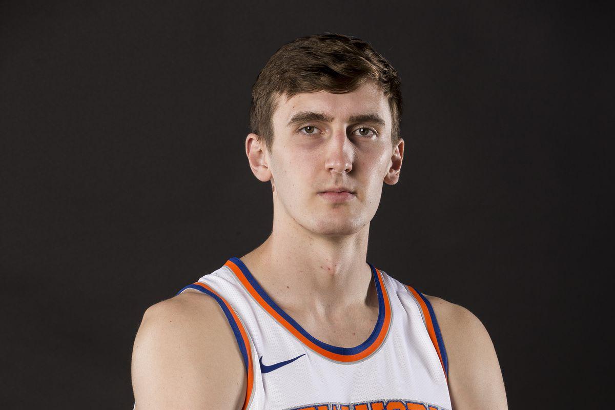 New York Knicks Media Day