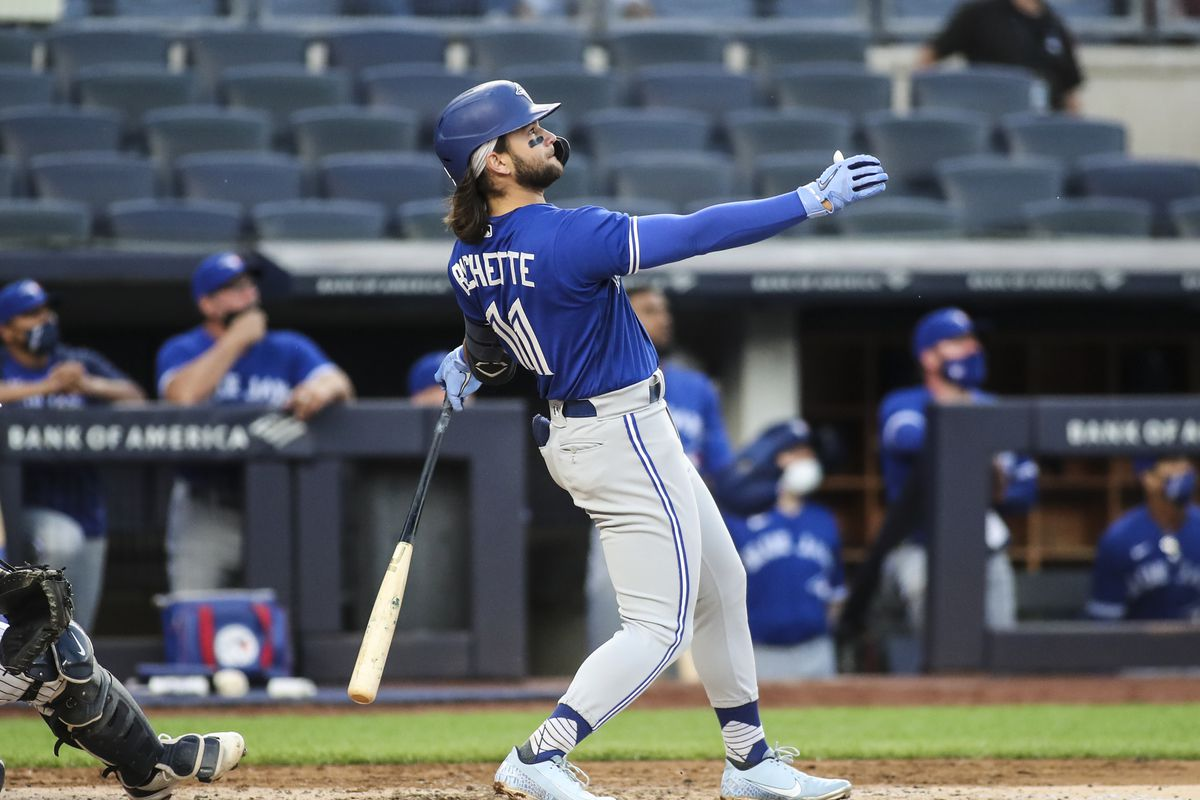 MLB: Game Two-Toronto Blue Jays at New York Yankees