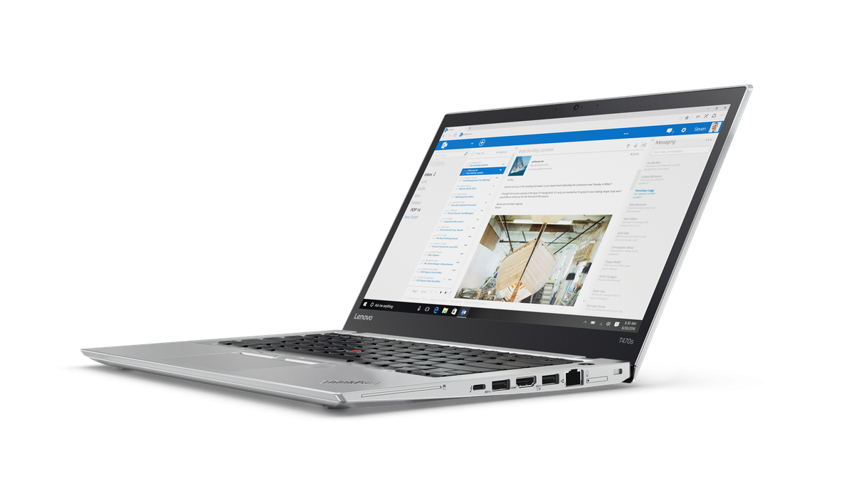 Lenovo is putting Windows Precision trackpads in its ThinkPad
