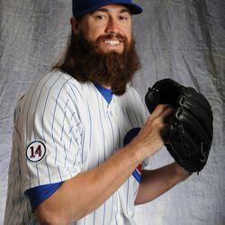 Winner of the 2015 Best Cubs Beard Award -