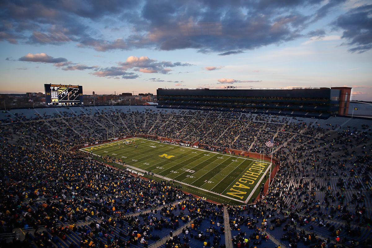 Michigan Football Spring Game