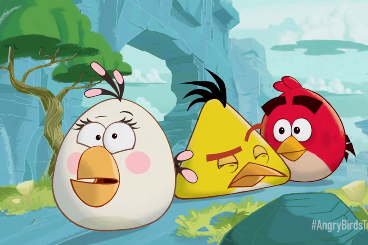 Rovio makes original 'Angry Birds' free on iOS for the first