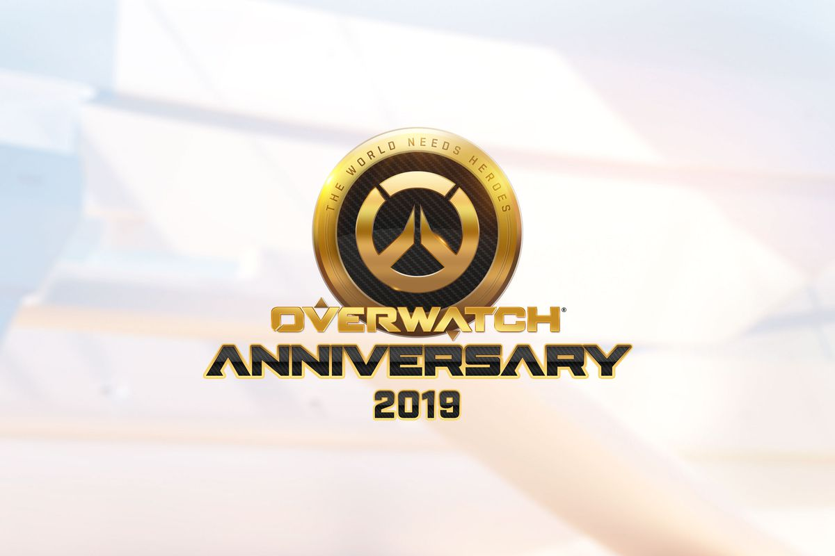 Overwatch Anniversary starts tomorrow, brings new skins and