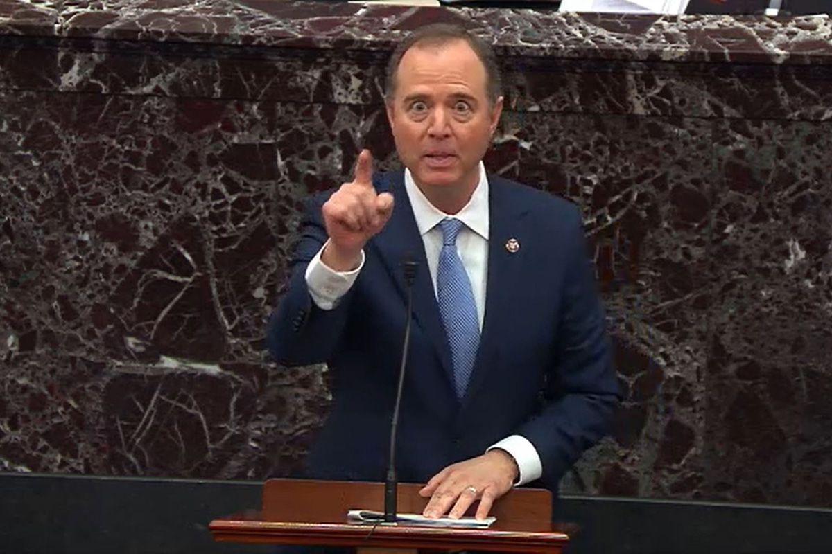 Senate Impeachment Trial Of President Donald Trump Begins