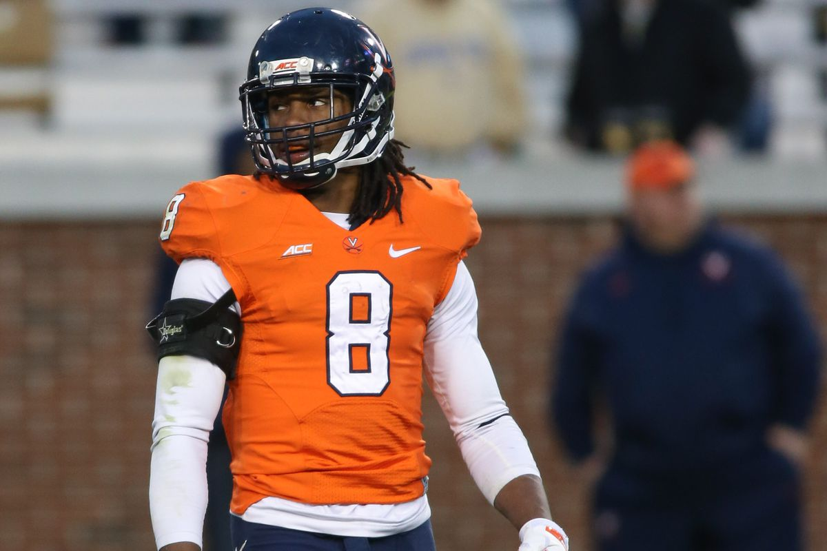 new product 3c319 d236f 2015 NFL Draft Profile: Virginia's SS Anthony Harris ...
