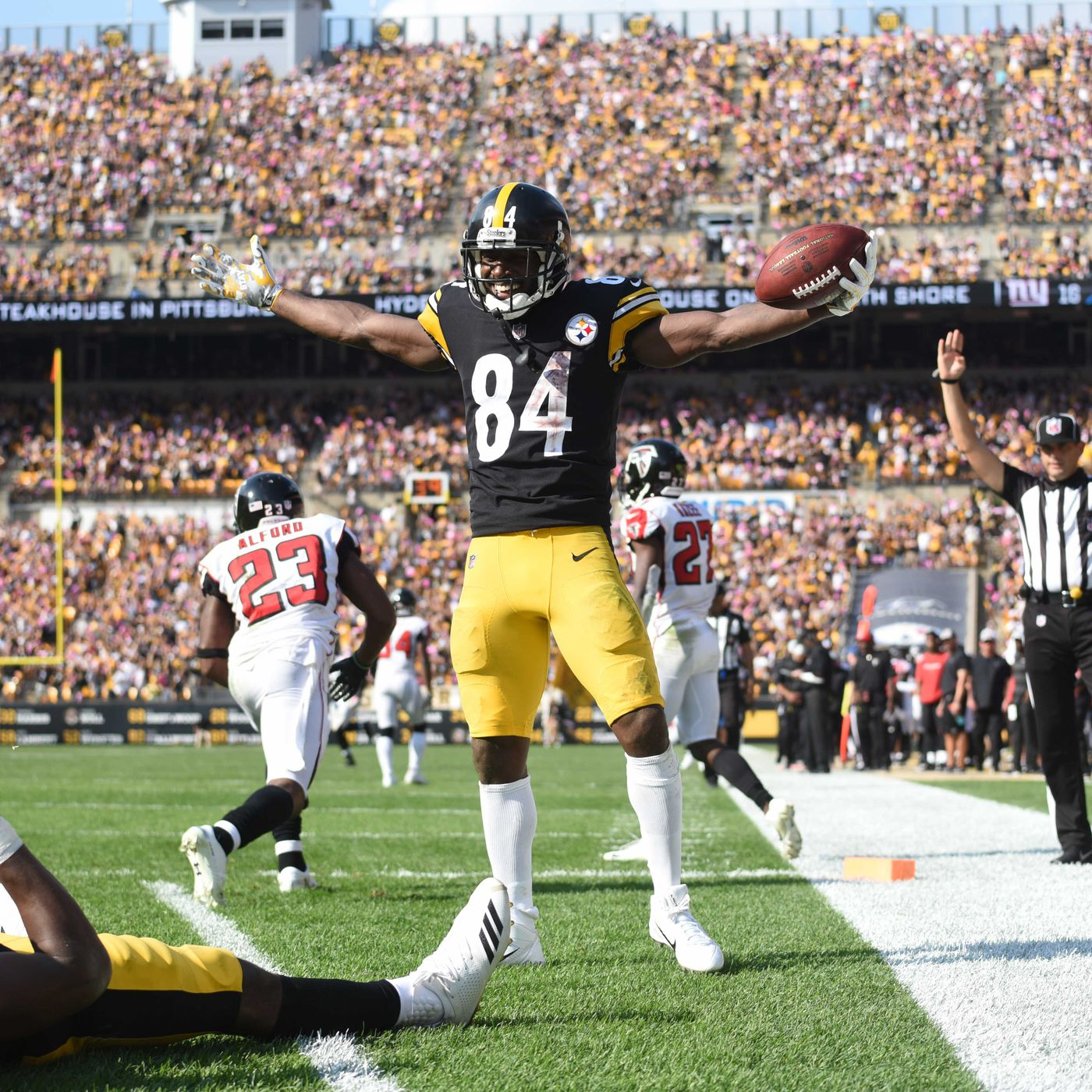 dcfa3f170e2 Plenty of Pittsburgh Steelers show up in latest Top 50 jersey sales ...