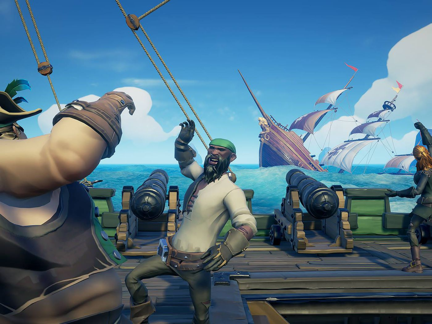 Best Online Co Op Games For Staying In Touch With Friends Polygon