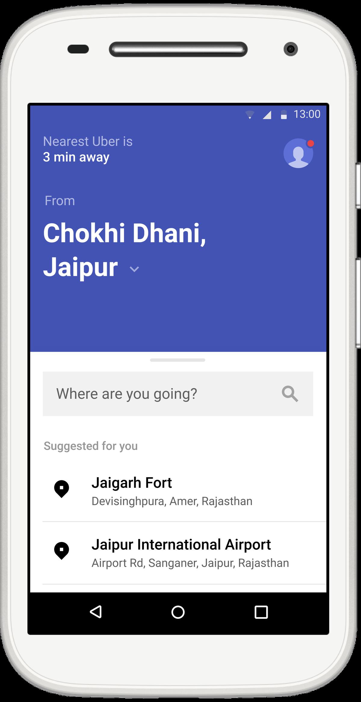 uber lite is a slimmed down 5mb version of the app for emerging markets the verge. Black Bedroom Furniture Sets. Home Design Ideas