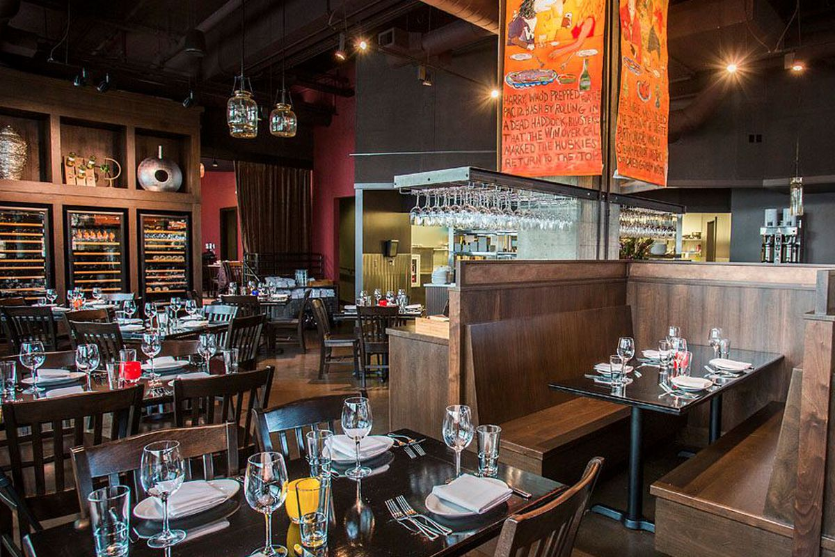 """<a href=""""http://seattle.eater.com/archives/2013/12/06/take-a-look-around-liams-bistro-now-open-in-uvillage.php"""">Liam's Bistro, Seattle</a>."""