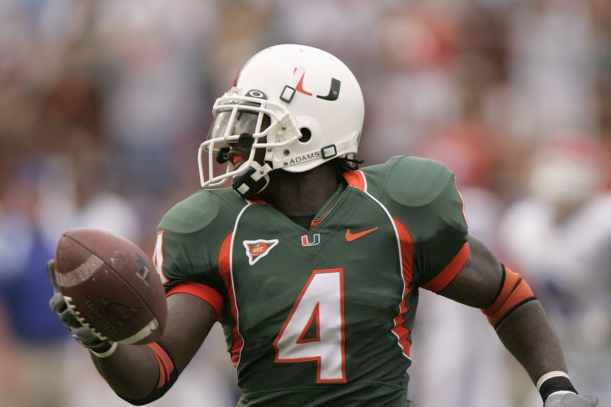 100 Greatest Plays In Miami History: #30-Devin Hester Punt Return vs Louisville 2004