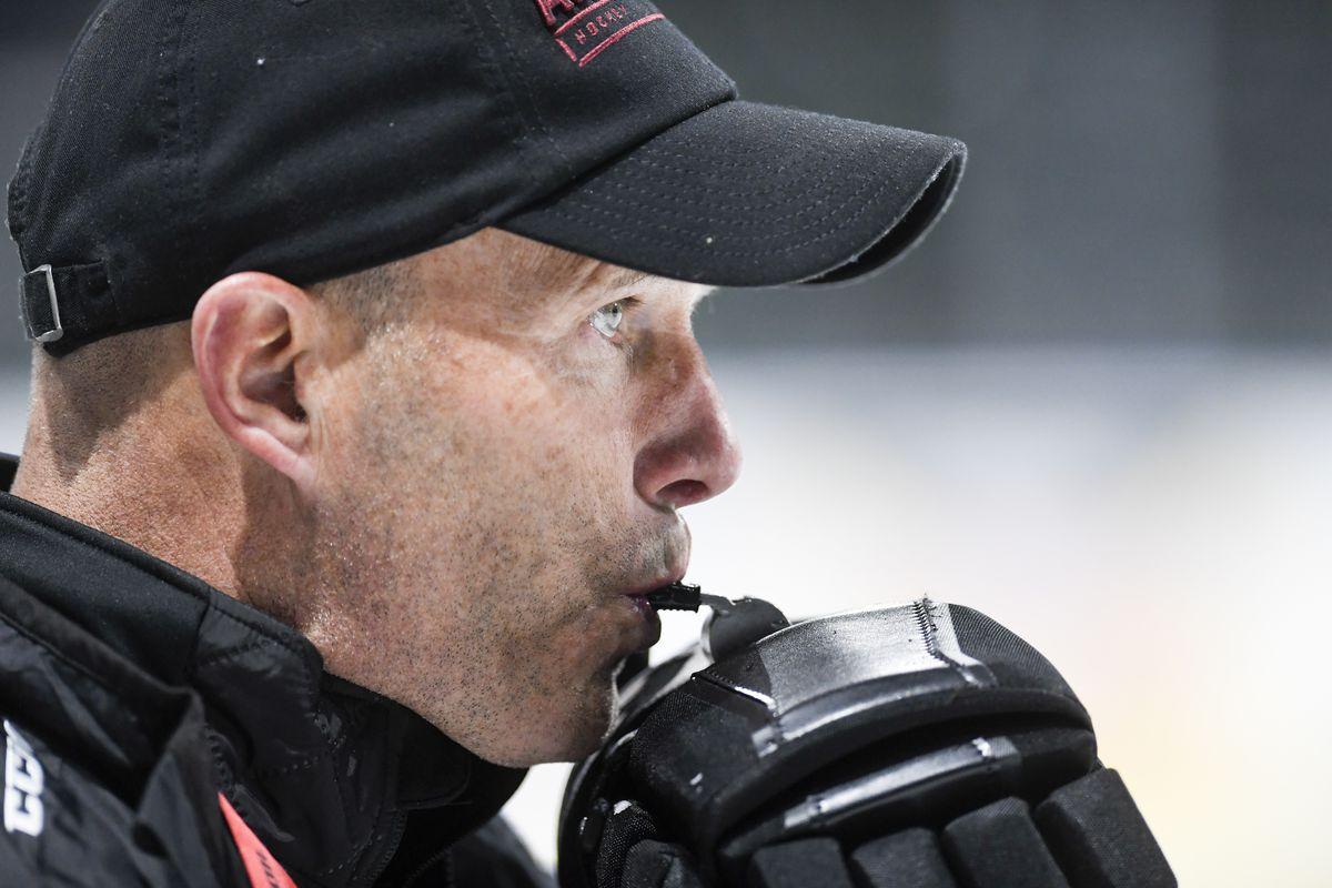COLORADO EAGLES AHL HOCKEY