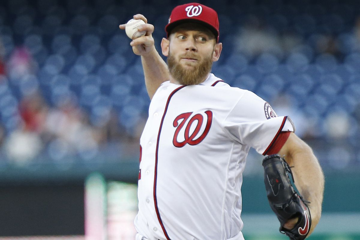 Stephen Strasburg gives up three home runs in Nationals' 7-3 loss to Giants in D.C.