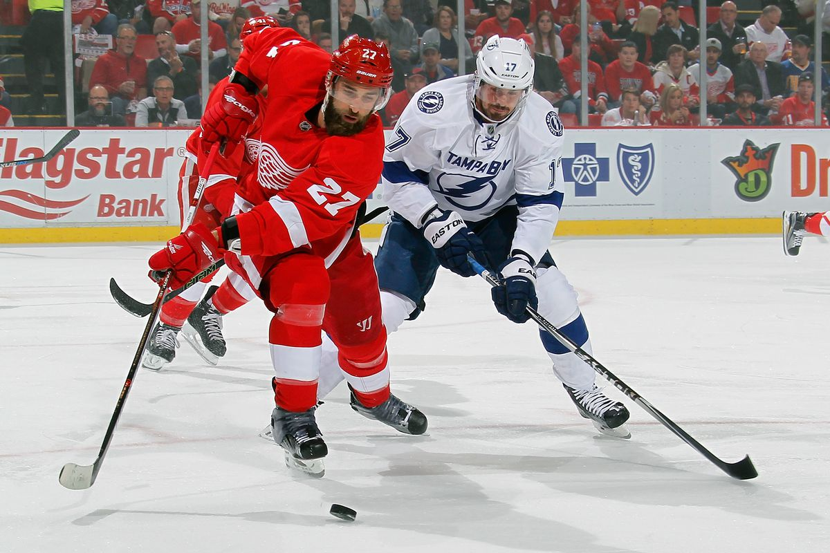 cheap for discount 8e173 5eb7c Does the Kyle Quincey Signing Make NJ Better? - All About ...