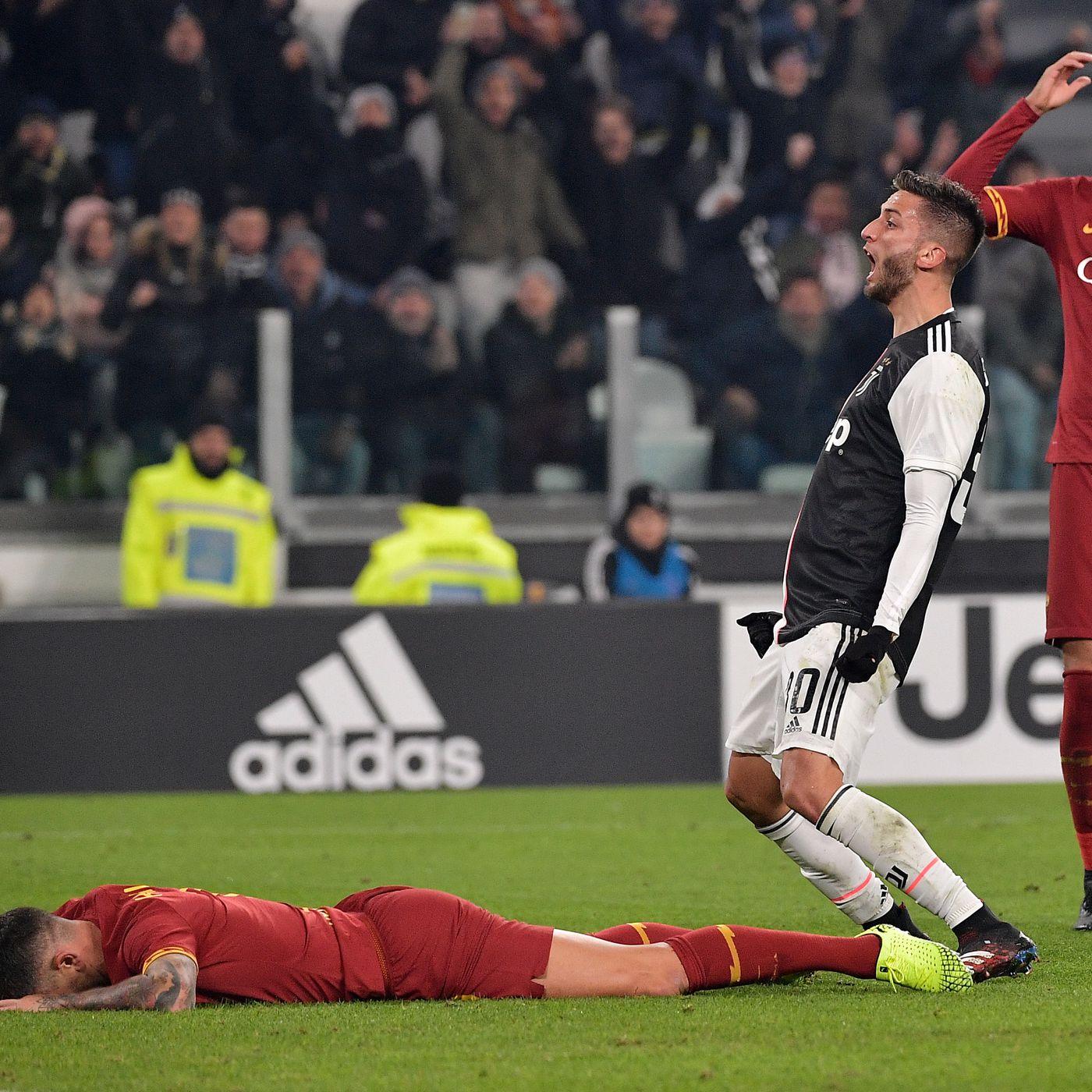 Juventus 3 Roma 1 Coppa Italia Match Review Chiesa Di Totti