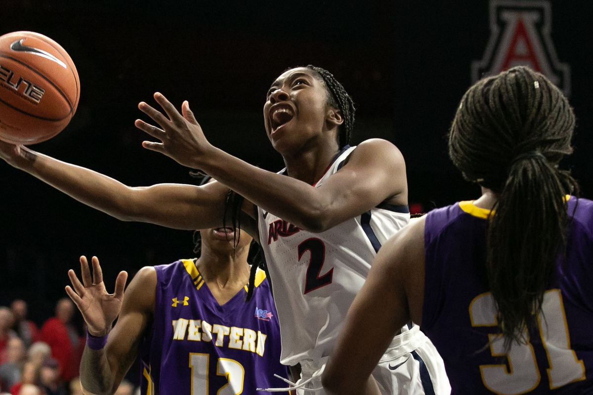 Aari McDonald breaks Arizona women's basketball's single ...