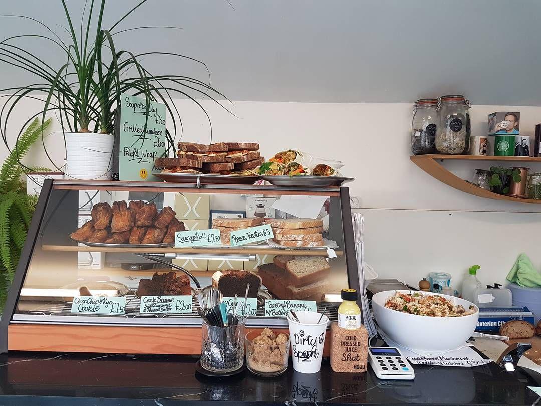 Lanark on Hackney Road, one of London's best coffee shops
