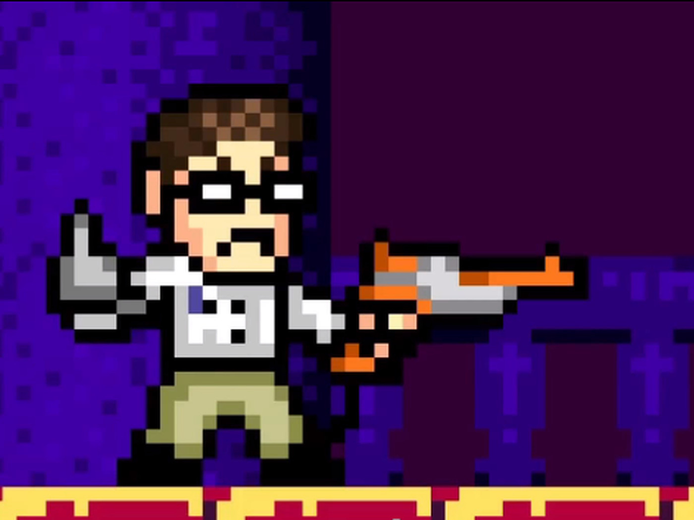Angry Video Game Nerd Adventures Launching For Pc This Year